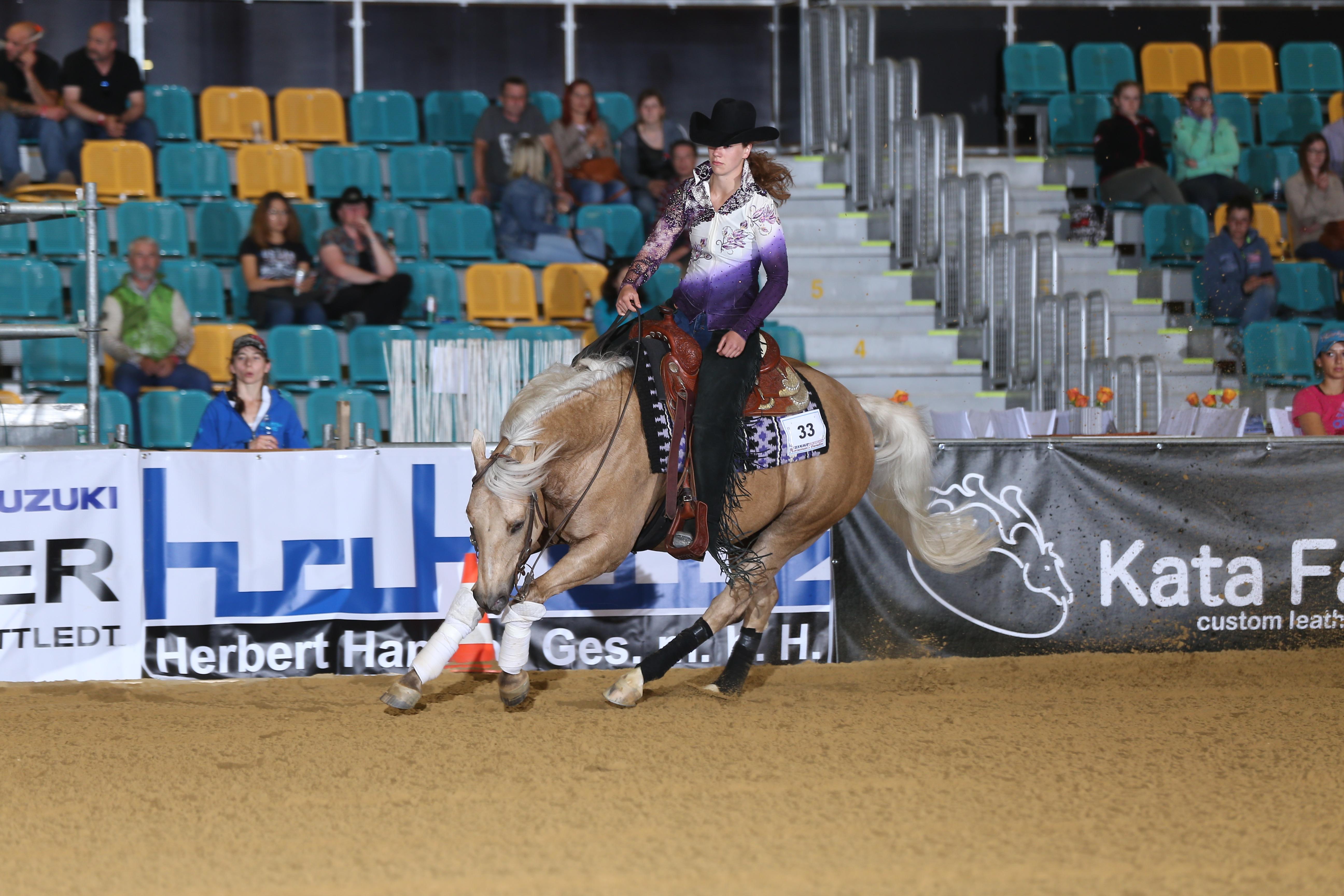 western oder englisch reiten